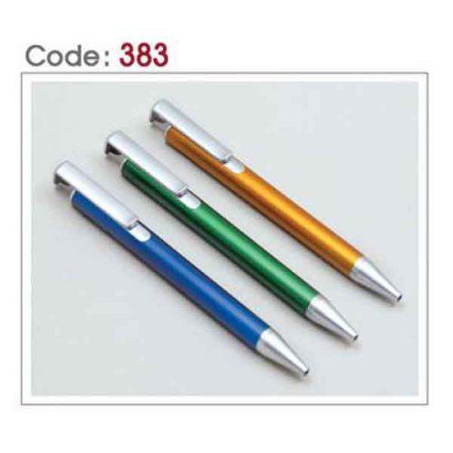 خودکار پلاستیکی کد sh
